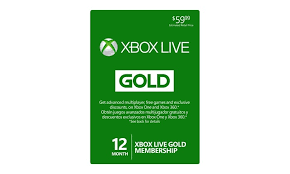 8 on 12 month xbox live gold card groupon goods