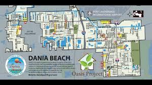 Dania Beach Florida Map by Dania Beach Oasis Projects Youtube