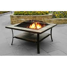 Table Firepit Coffee Table Pit Ship Design