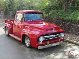 Vintage Ford Trucks For Sale Australia - ford f100 rod pickup in nsw