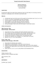 good sales resume examples esl admission essay writers services