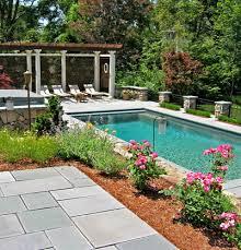 Backyard Pool Landscape Ideas 27 Pool Landscaping Ideas Create The Backyard Oasis