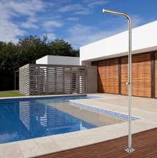 Jee O Outdoor Shower - fresh designs from purificare taps from australia ama outdoor