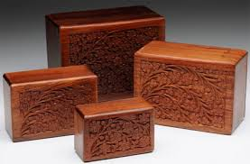 pet urns for dogs carved rosewood urn boxes for pets pered paw gifts