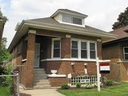 chicago bungalow house plans historic chicago bungalow with modern open floor plan 9404 s