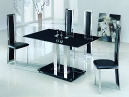 Glass Dinner Table Popular Of Glass Dining Table With Glass Dining Table Sets U2013 Martaweb