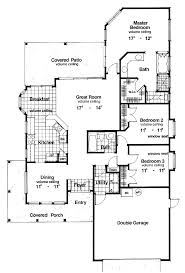 house plans for narrow lots cottage house plans