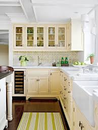 kitchen paint colors with cream cabinets stylish colored best 25