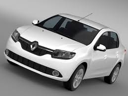 renault logan 2016 price renault logan 2015 3d model cgtrader