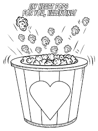 free printable valentine u0027s coloring pages crafty morning