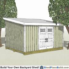 12x20 shed plans 12x20 storage sheds