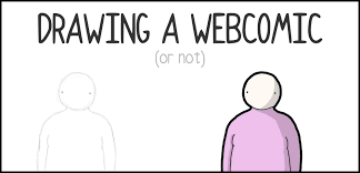 how to draw a webcomic or not advice for webcomic artists