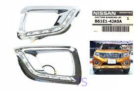 nissan frontier np300 accessories daytime drl running light fit nissan frontier navara np300 d23