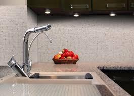 mineral tiles diy network tile backsplash kit 15ft toasted almond 119 00