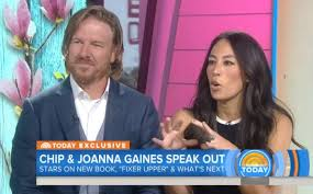 chip and joanna gaines tour schedule chip and joanna gaines talk fixer upper ending on today show