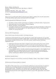 senior accountant cv resume accounting absolutely design accounting skills resume 16