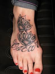 foot tattoo brass knuckle tattoos tattoomagz