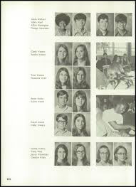 glen oaks high school yearbook 1971 glen oaks high school yearbook via classmates glen oaks