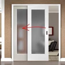 white glass doors easislide white glazed doors easislide white doors