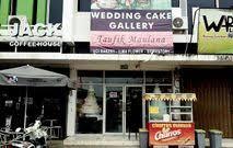 Wedding Cake Tangerang Wedding Cake Full Buttercream Flower By Uci Bakery Bridestory Com