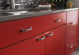 Hardware Buying Guide - Red kitchen cabinet knobs