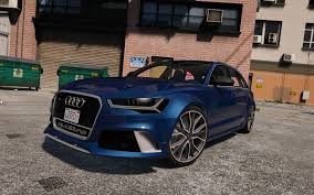 2016 audi rs6 c7 performance add on tuning liveries hq