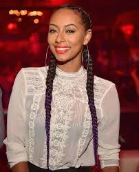 red cornrow braided hair 2 french braids black hair google search braids pinterest