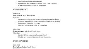 resume writingideas resume satisfying simple