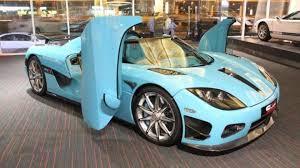 koenigsegg one 1 blue one off turquoise koenigsegg ccxr for sale in dubai