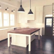 island tables for kitchen kitchen island table view in gallery wooden kitchen island table
