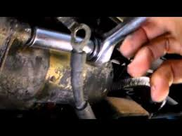 1996 ford explorer starter how to replace the starter on a 98 ford exploer