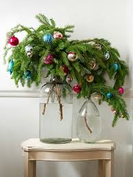 Ideas For Leftover Christmas Tree Branches by 3 Lovely Styles For A Festive Holiday Mantel Holidays