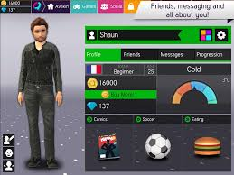 3d Home Para Android Baixar Avakin 3d Avatar Creator Android Apps On Google Play