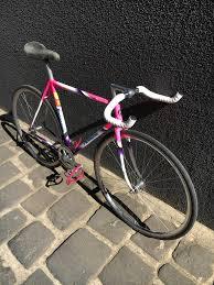sold panasonic pursuit track bike 52 sq 1600 pony bikes