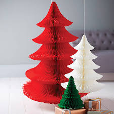 White Paper Christmas Decorations