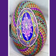ukrainian egg ukraine from iryna with pysanky and easter