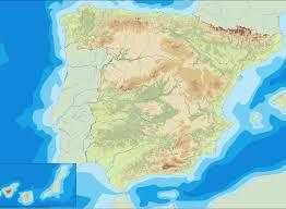 Map Spain Spain Illustrator Map Illustrator Vector Eps Maps Eps