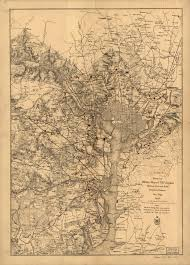 Maps Of Washington Dc by The Defenses Of Washington Dc Starforts Com