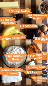 Pumpkin Spice Bread Machine This Psl Banana Bread Is The Ultimate Fall Breakfast