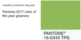 2017 Color Of The Year Pantone Jewellery Inspiration U2013 Pantone Color Of The Year 2017 London