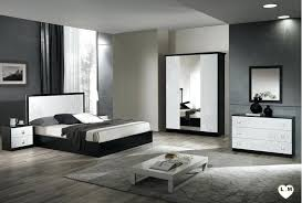 chambre noir et blanche chambre noir et blanc design chambre design luxe adultes chambre