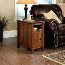 narrow end tables living room device charging end table clever outlets and stylish