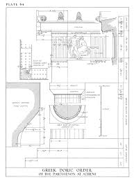 rocbo architectural drawing by wooster bard field