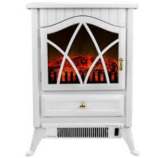 Realistic Electric Fireplace Logs electric stove heaters freestanding stoves the home depot