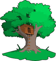 house colouring tree house coloring book colouring xanthochroi coloring book