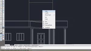 how to make basic elevation in auto cad 2d plane hindi urdu औट