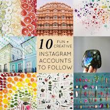 top design instagram accounts 10 creative instagram accounts to follow design sponge