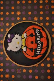hello kitty halloween cookies suz daily