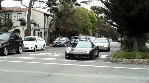 Ferrari 458 Blacked Out - blacked out ferrari 458 italia acceleration youtube