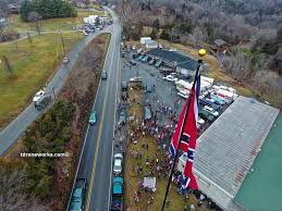 Ruffin Flags The Virginia Flaggers January 2017
